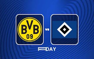 Dortmund vs Hamburger SV – Highlights