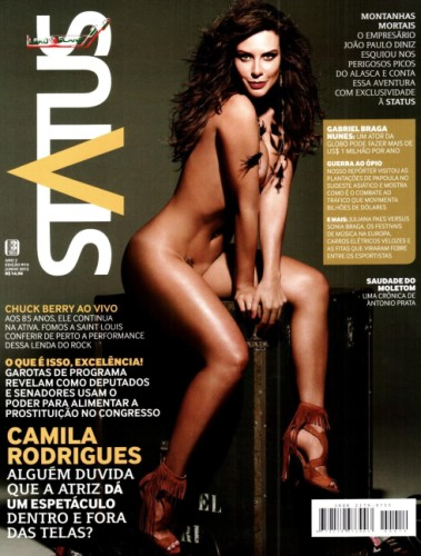 baixar Camila Rodrigues - Revista Status download