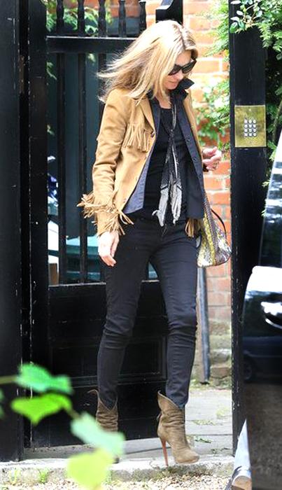Fringe jacket style outfits