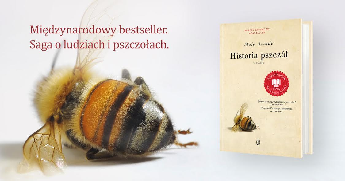 Było, jest i będzie. Historia pszczół, Maja Lunde