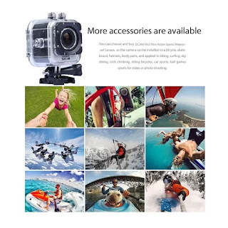 christmas gift idea guide for men 2016 - Action camera - goPro alternative with wifi lazada