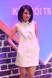Gái xinh ca sĩ Miko Lan Trinh