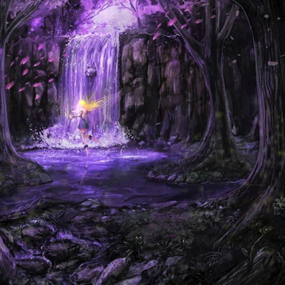Magical Forest Wallpaper Engine