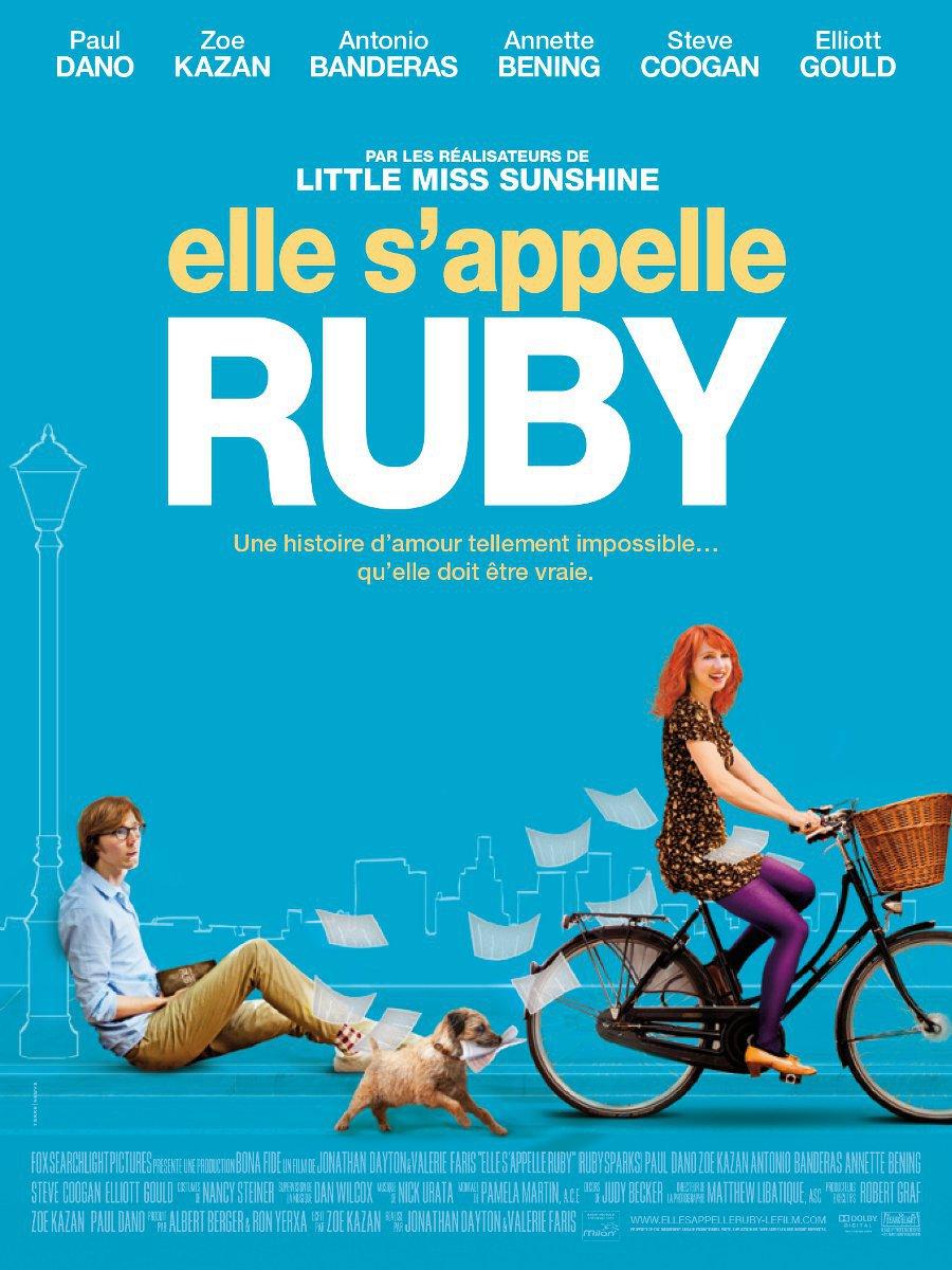 Ruby Sparks เขียนเธอให้เจอผม [HD][พากย์ไทย]