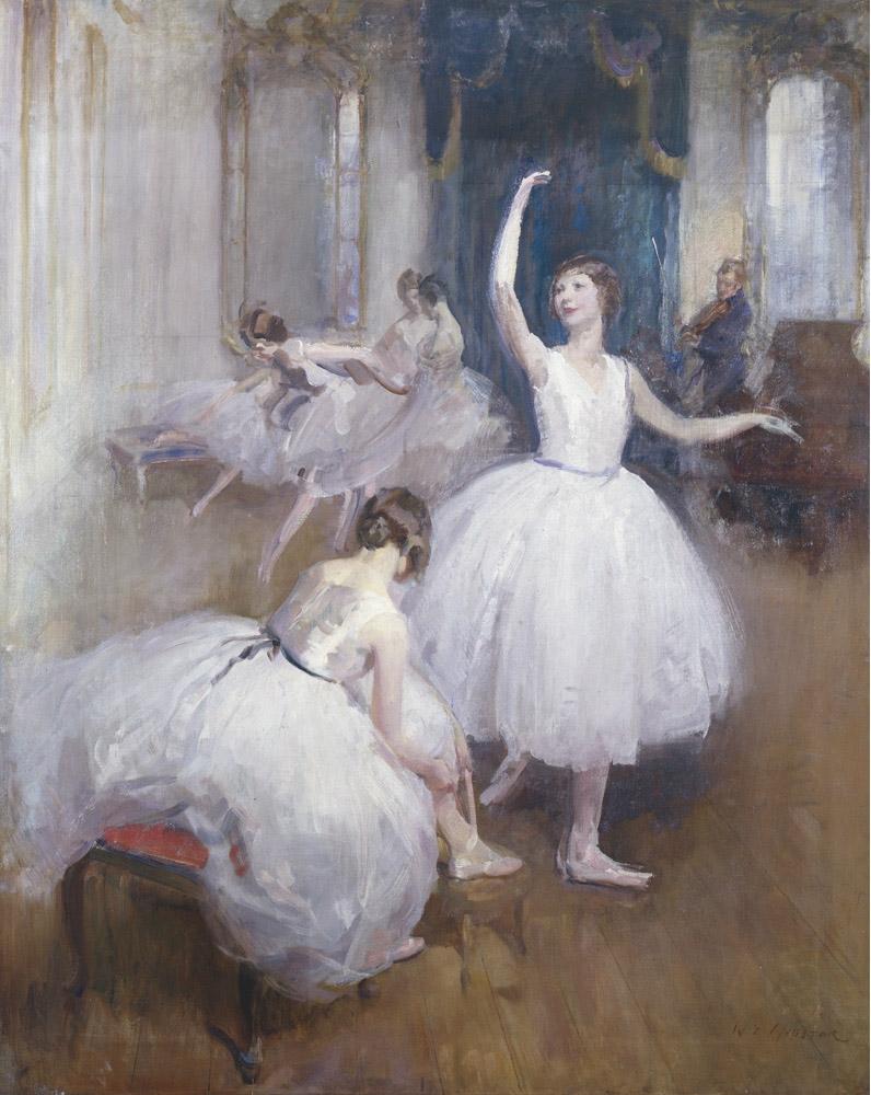 Walter Ernest Webster  allet Dancers