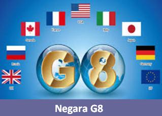 Apa itu negara G8