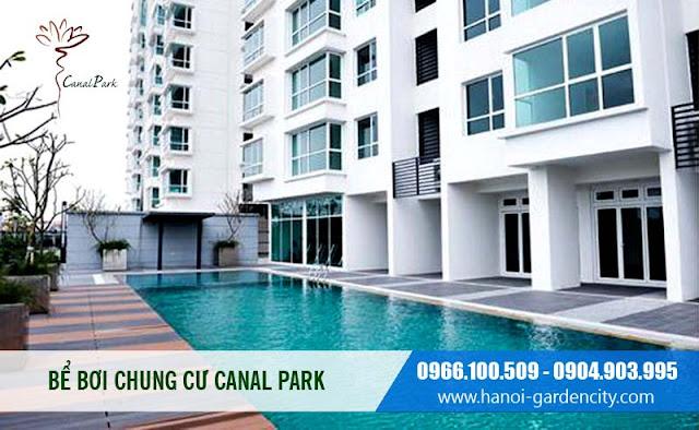 Chung cư Canal Park Thạch Bàn