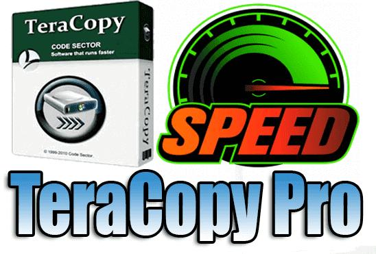 تحميل وتفعيل برنامج TeraCopy Pro عملاق نسخ ونقل الملفات بسرعة فائقة
