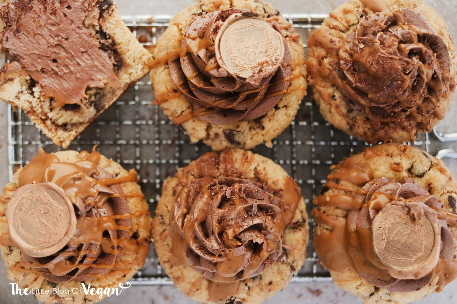 7 ingredient Biscoff cookie cups recipe