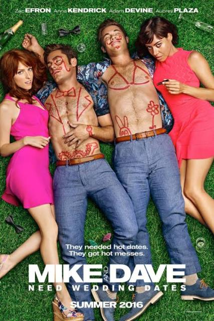 Film Mike and Dave Need Wedding Dates (2016)