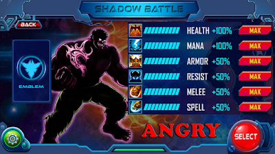 Cheat Shadow Battle Apk offline