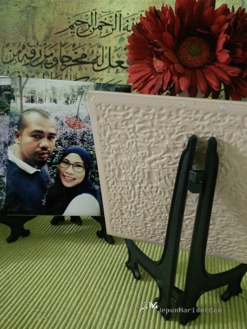 Amazing ceramic tile personalized gift hanya di Printcious