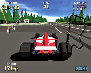 ... do Virtua Racing