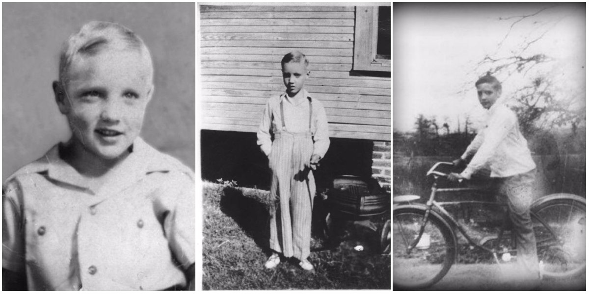 20 Rare And Fascinating Vintage Photos Of Elvis Presley As A Child And Teenager From The 1930s And 40s Vintage Everyday