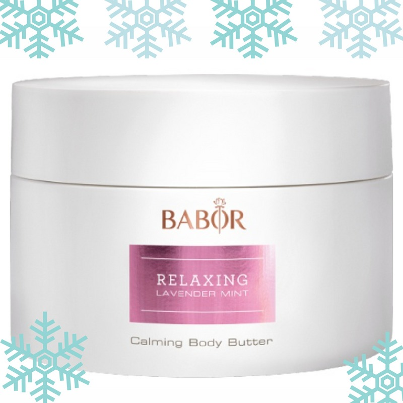 Babor Relaxing Lavender Mint Calming Body Butter