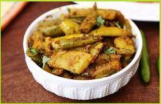 आलू परवल की सब्जी (व्रत) - Aloo Parwal Ki Sabzi For Vrat Recipe