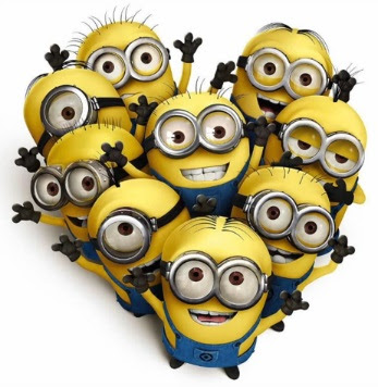 The Minions Despicable Me 2