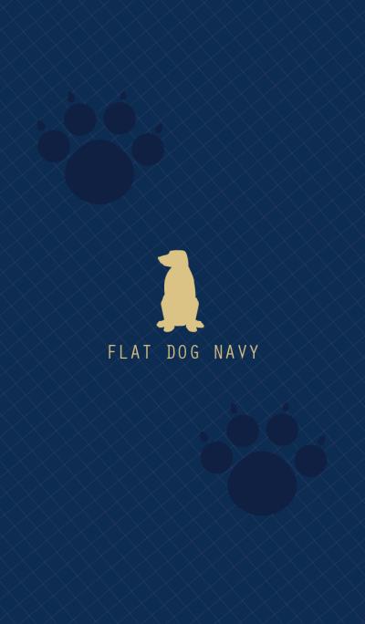 Flat Dog Navy