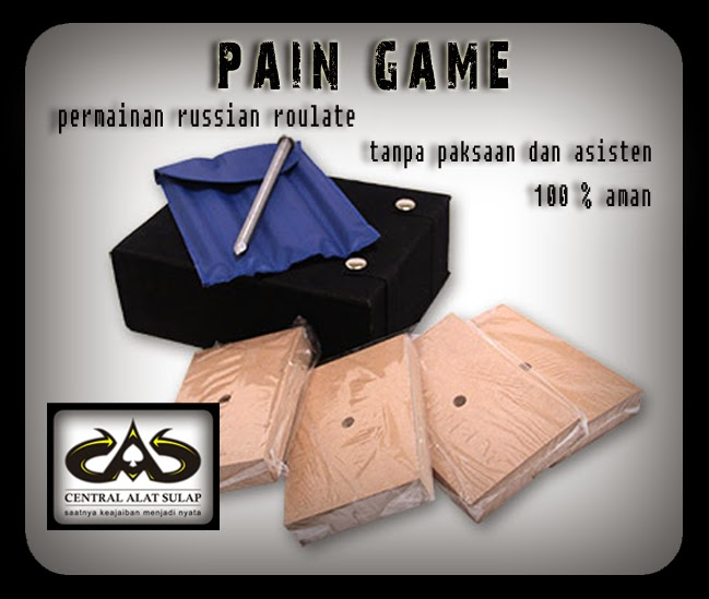 TOKO SULAP JOGJA PAIN GAME MAGIC