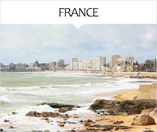 My Travel Background : Voyage Europe France