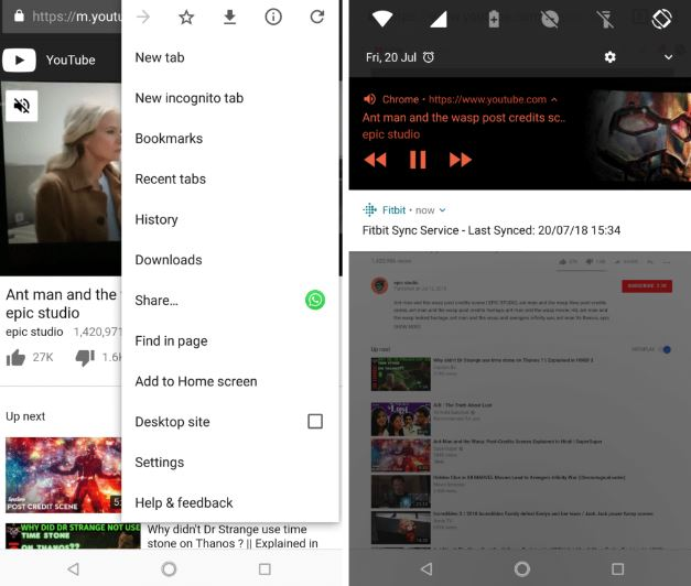 Cara Memutar Video Youtube di Background Android