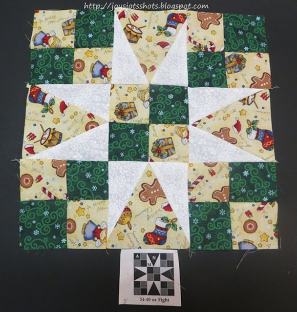 http://joysjotsshots.blogspot.com/2013/07/quilt-block-shot-6-54-40-or-fight.html