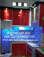 Kitchenset Abi. 01