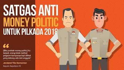 Mingrum Gumay: Satgas Anti Money Politics Polri Lemah