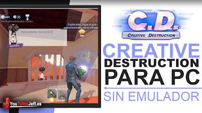 creative destruction para pc