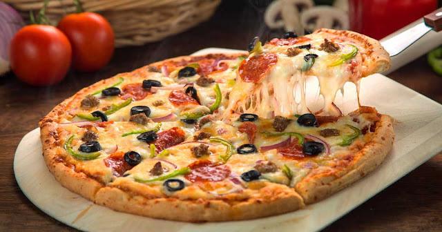 أنواع من البيتزا متعددة ولذيذة جربيها الآن