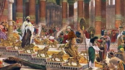 Nabi Sulaiman dan Ratu Balqis