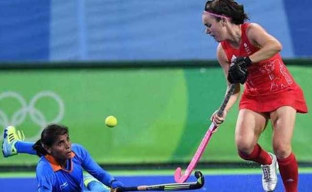 रियो ओलिंपिक : ब्रिटेन से 0-3 से हारी भारतीय महिला हॉकी टीम