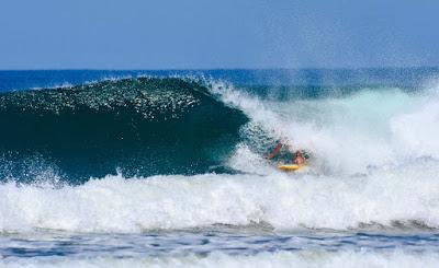 Surf, Surfing, Barrel, Costa Rica
