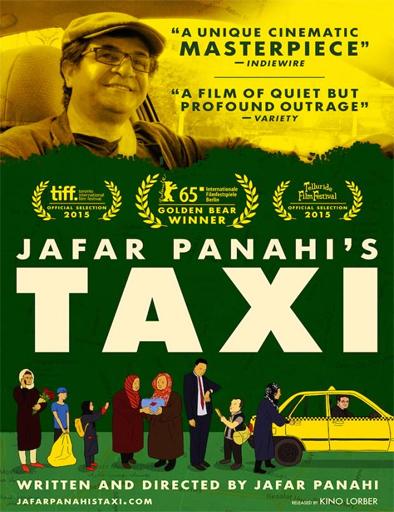 Ver Taxi Teherán (2015) Online