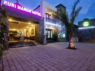 Accommodation or hotels near Sanur Beach, Bali: Puri Mango Guest House