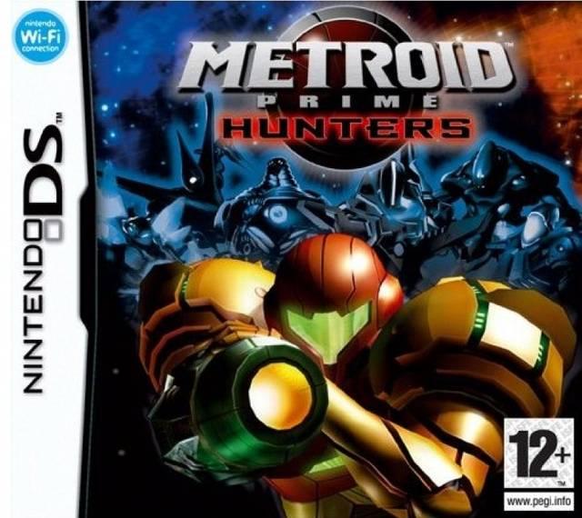 ROMs - Metroid Prime Hunters (Português) - NDS Download