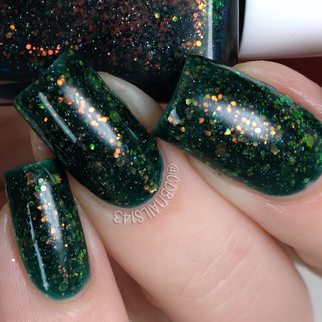 Glam Polish-Oz The Great And Powerful