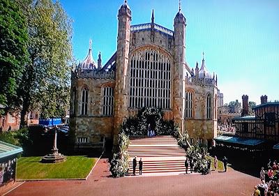 Capela de St. George no Castelo de Windsor