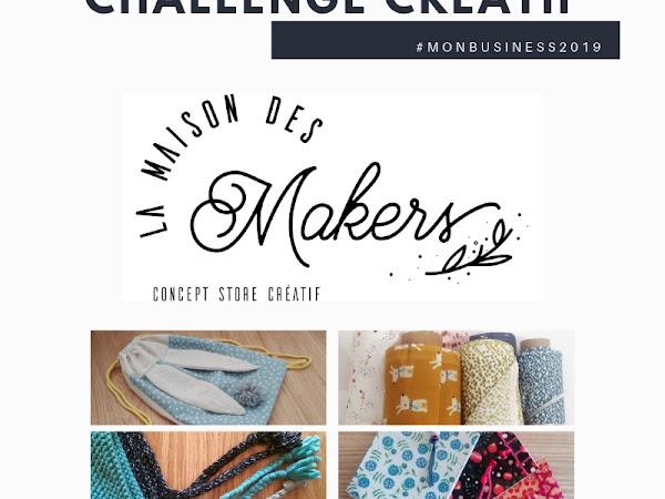 #monbusiness2019 - Mon challenge créatif