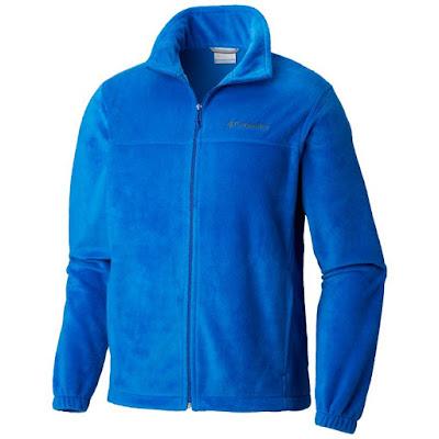 Full Zip Fleece Jacket Columbia