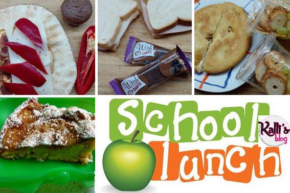 Σχολικό κολατσιό εβδομάδας 25 έως 29 Σεπτεμβρίου