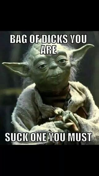 #starwars #yoda #Humor #Joke #funny #meme #hilarious