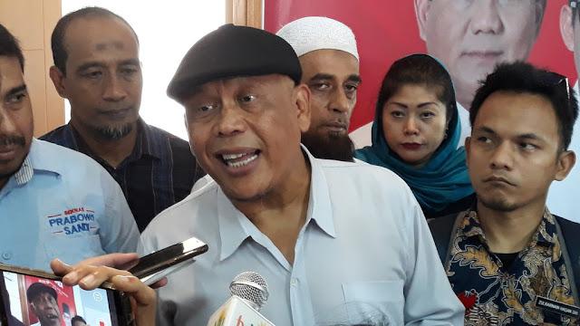 Eggi Yakin Prabowo-Sandi Menang, Ini Indikatornya