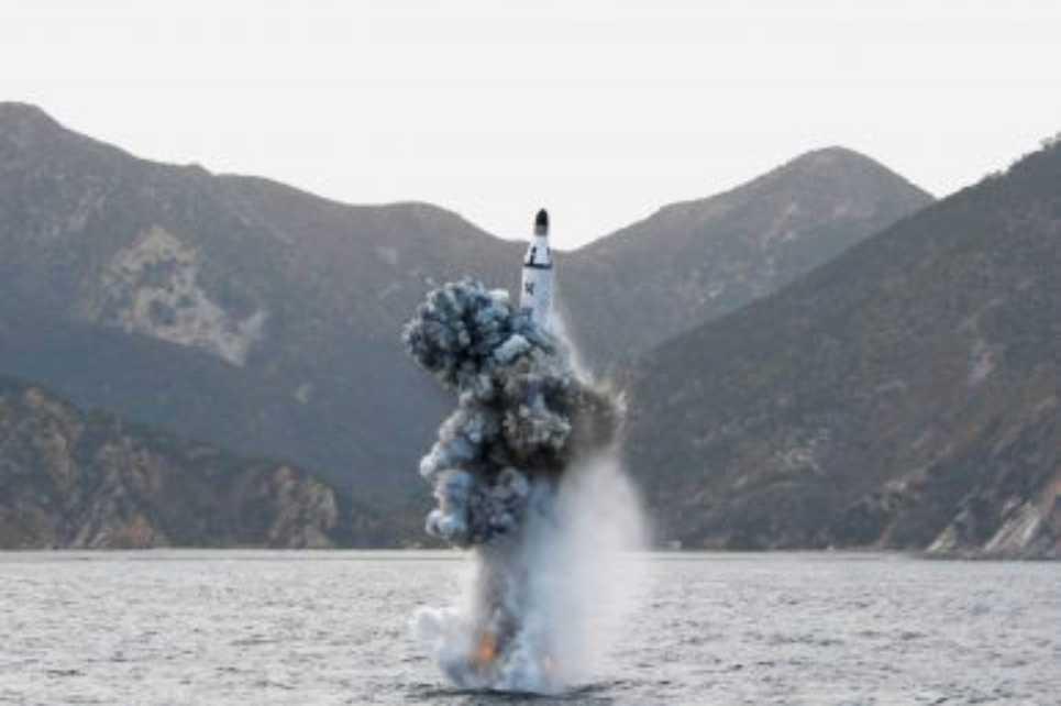 Korea Utara Memiliki Kapal Selam Kedua Dengan Rudal Balistik