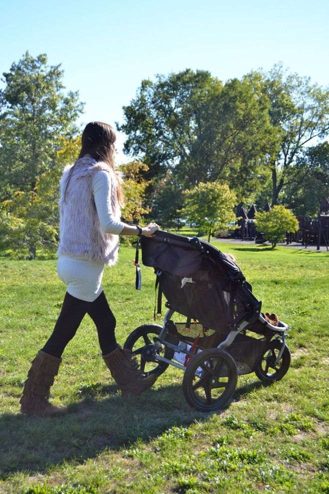 BOB 2016 Revolution Flex Duallie Jogging Stroller