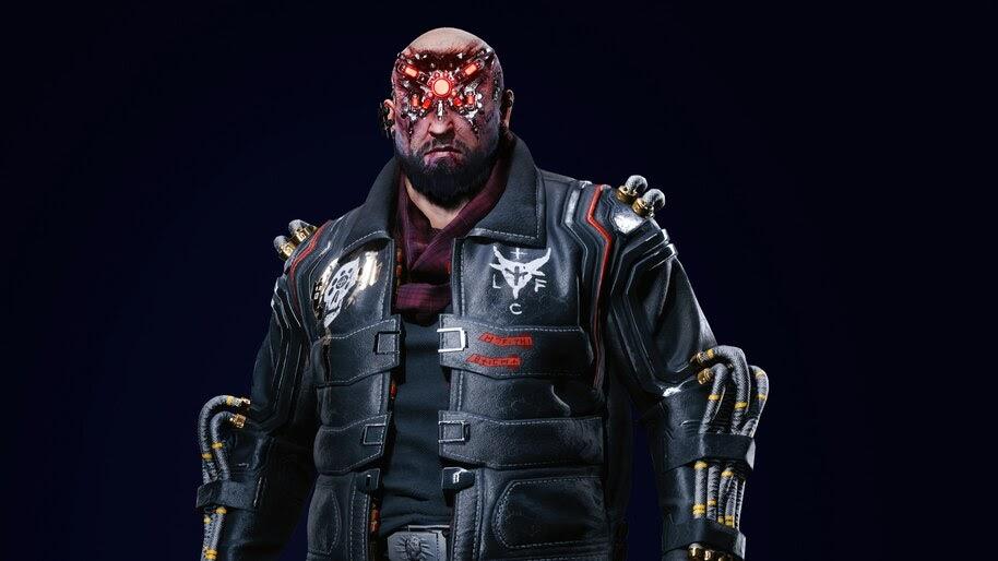 Cyberpunk 2077, Royce, 8K, #3.2242