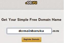 Mengganti Domain BLOGSPOT Gratis Menjadi Com