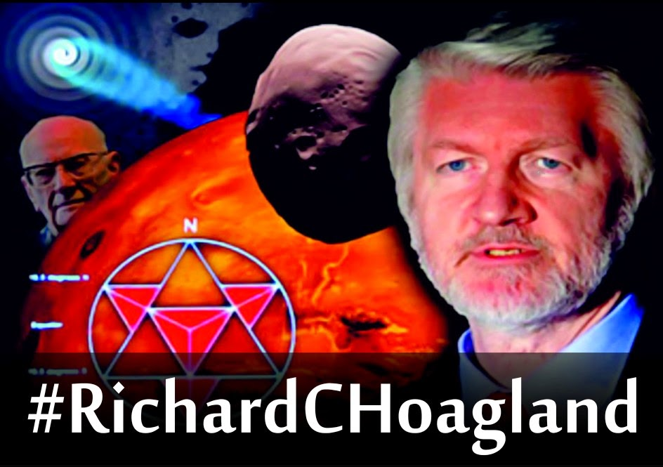 #RichardCHoagland