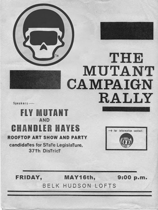 Fly Mutant - Mutant Rally