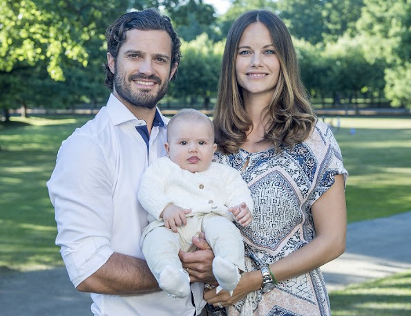 New photos of Prince Carl Philip, Princess Sofia and Prince Alexander of Sweden released for Alexander's christening, The baptism of Prince Alexander of Sweden, Princess Sofia Hellqvist and Prince Carl Philip, style, fashions